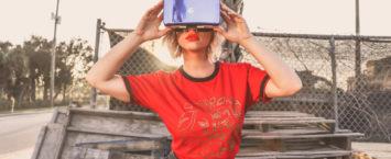 Realidad virtual en el mundo de la moda.