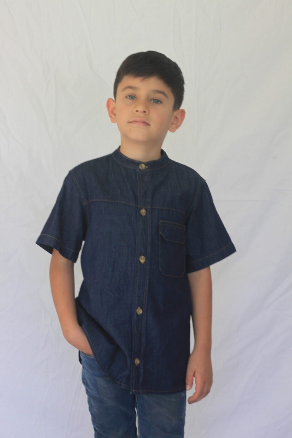 Camisa Abierta – 18