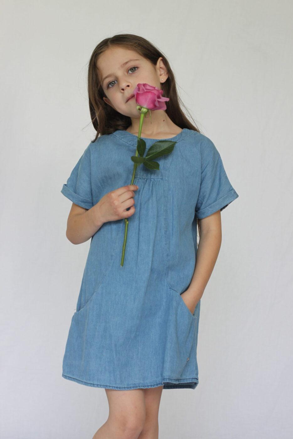 Vestido Bolsa Oculta – 5