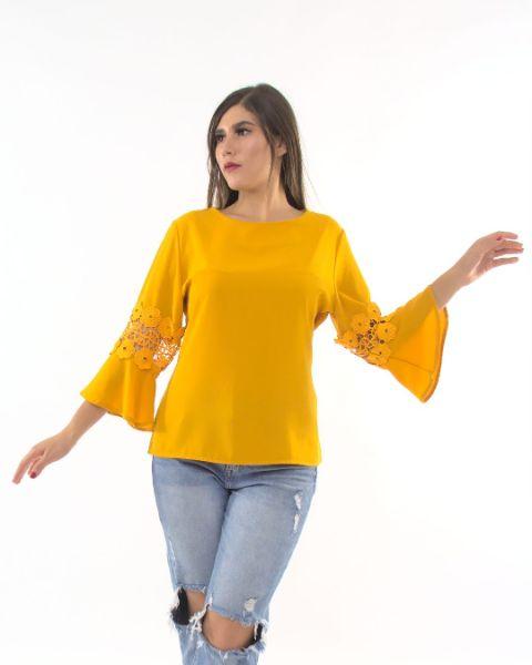 Blusa Cuello Redondo – 840