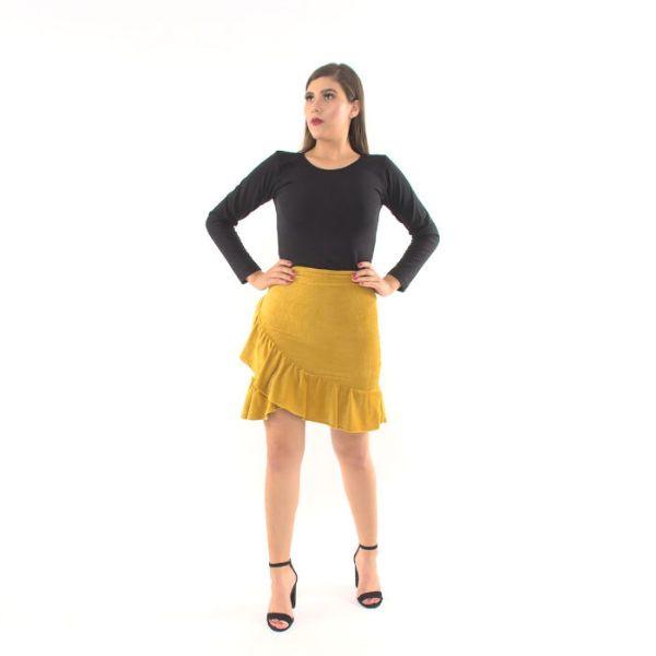 Falda Pana Pretina – 975 P