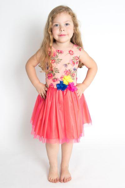 Vestido Floreado – 310