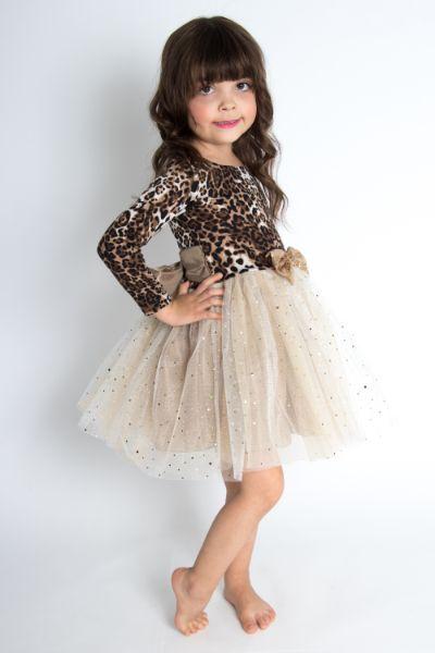 Vestido Leopardo – 509