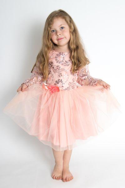 Vestido Flores Bonitas – 511