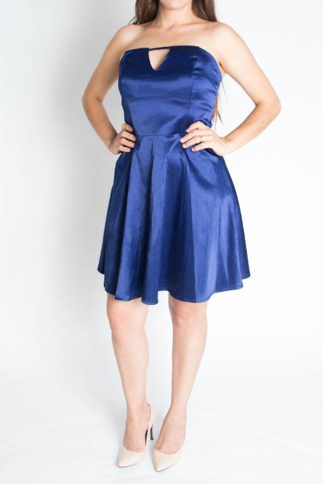 Vestido Azul Rey – 03
