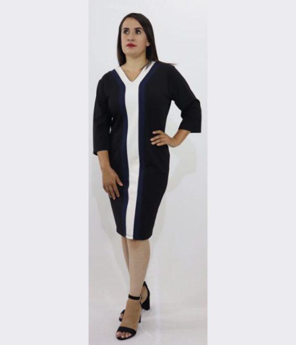 Vestido Combinado – 215