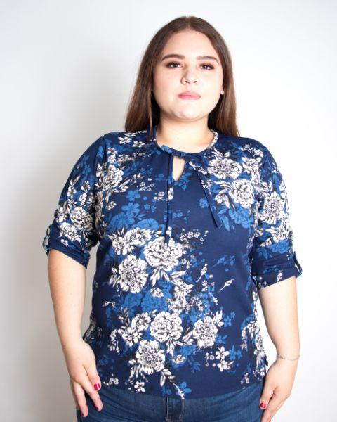 Blusa Estampada FG- 2815