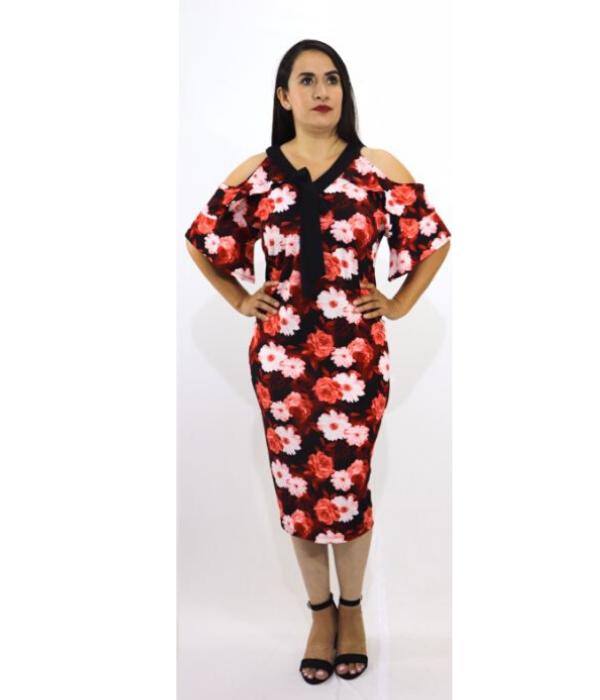 Vestido Flores – 641