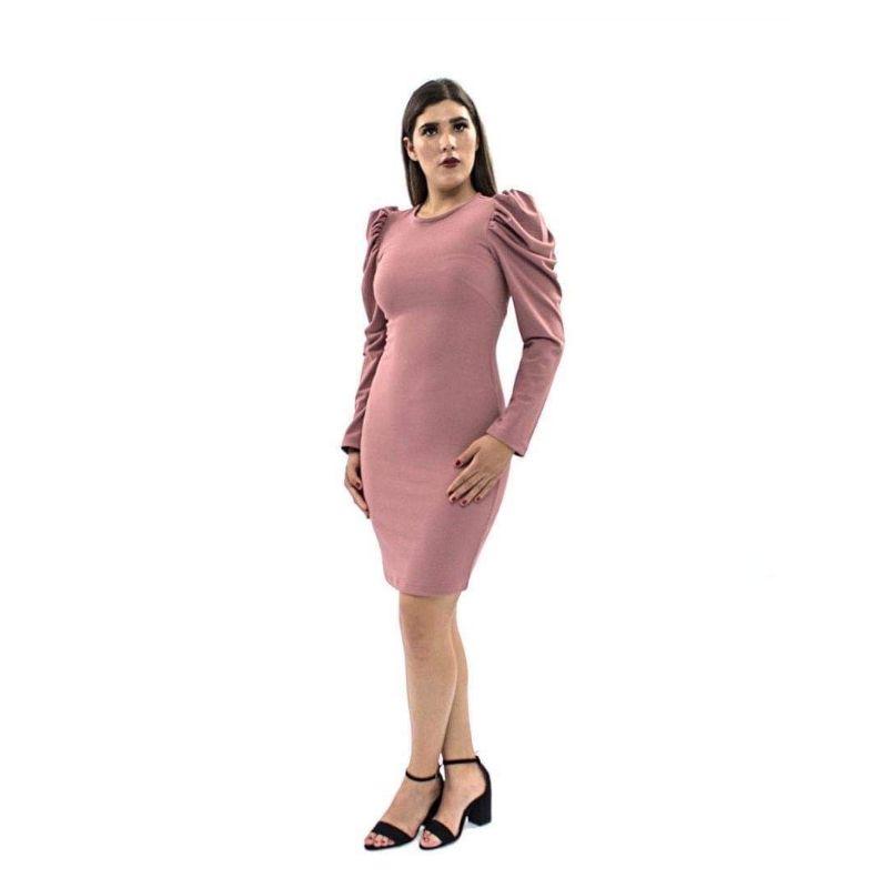 Vestido Liso M.L – 951L