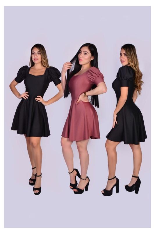 Vestido Corto – VC9445