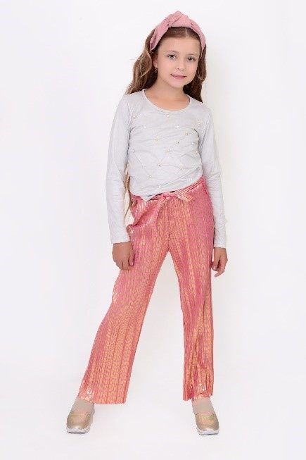 Pantalón Plisado – 203121
